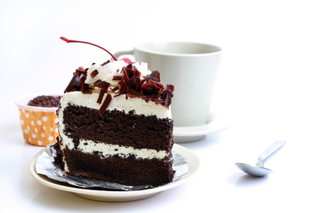 Chocolate cake photo
