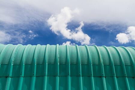 coate: The roof metal