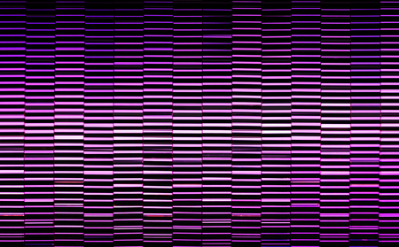 Abstract pattern of rectangle background with purple lighting