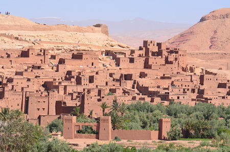 Fortification of Ait Ben Haddou Editorial