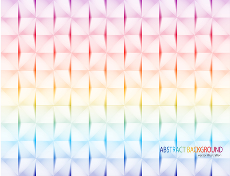 siding: colorful geometric texture vector
