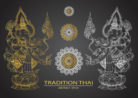 tradition: thai tradition son of Siva