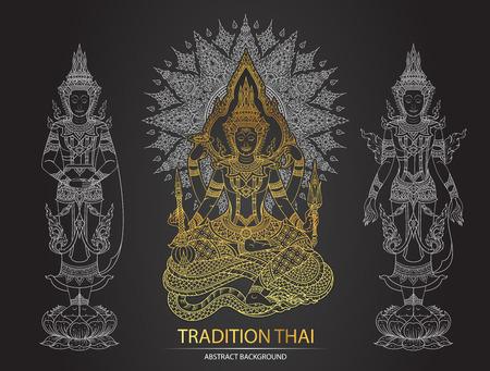 position d amour: ligne thai tradition de Dieu shiva