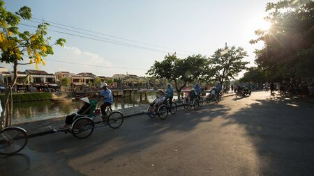 hoi an: Vietnam Danang, Hoi an ancient town guest first featured tour