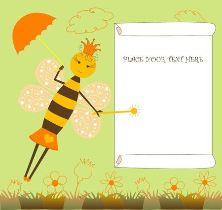 Bee-fairy