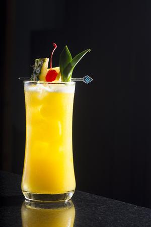 Mango Cocktail Stock fotó