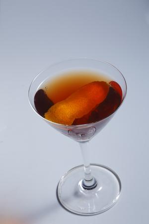 liqueurs: Cocktail has orange juice and marmalade in ingredient