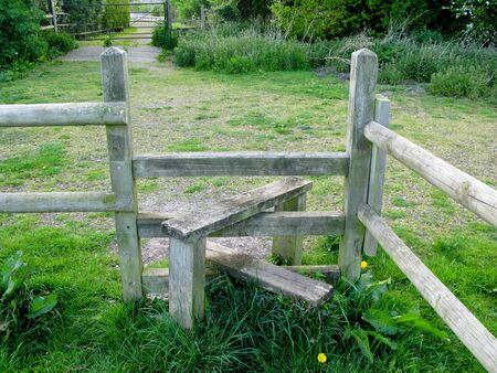 hedgerow: Country Stile