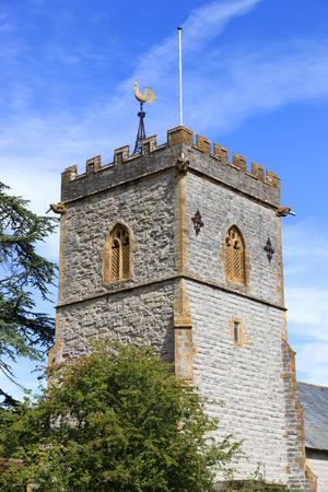 katherine: St  Katherine s Tower Stock Photo