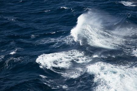 Very rough seas Stock Photo