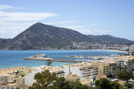albir: Altea and Albir on the Mediterranean coast of southern Spain