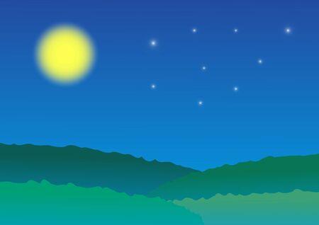 night: Moon Night