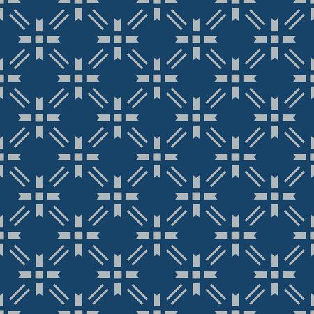 Japanese lattice fence pattern