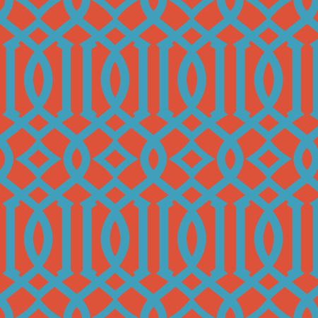 Arabesque Lantern Pattern