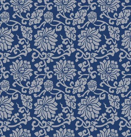 Japanese Arabesque Pattern