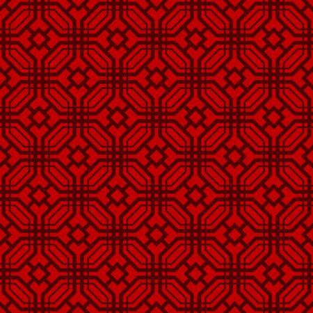 Japanese Octagon Pattern 일러스트
