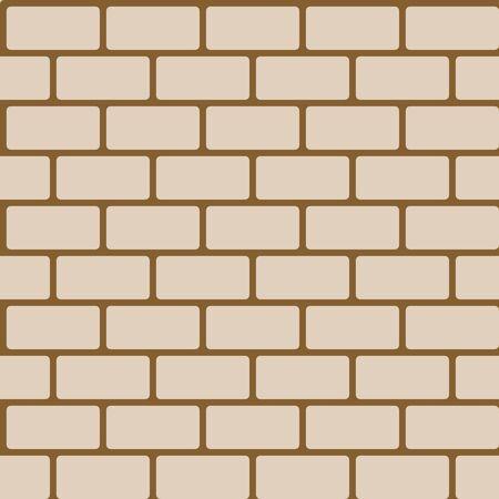 Japanese Brick Vector Seamless Pattern 向量圖像