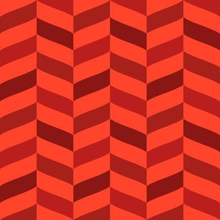 Japanese Arrow Zigzag Vector Seamless Pattern