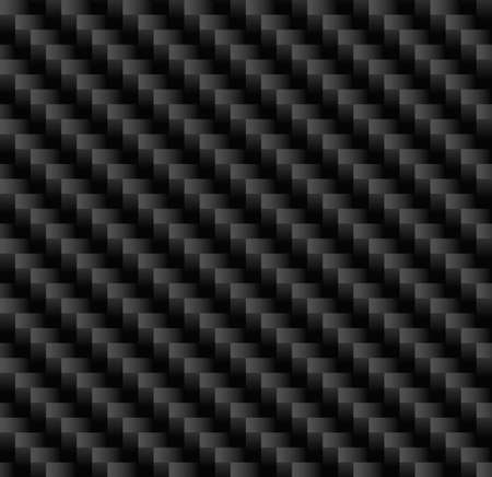 Carbon Fiber Vector Seamless Pattern 向量圖像
