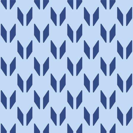 Japanese Geometric Arrow Vector Seamless Pattern