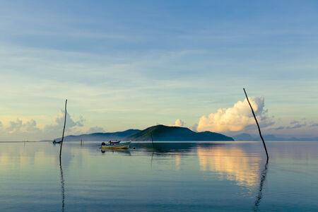 Koh Taen landscape Reklamní fotografie