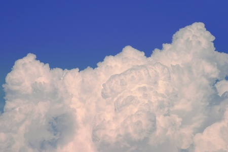 Cloudscape Stock Photo - 9427694