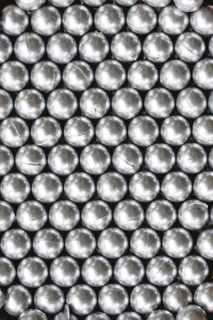 matiere plastique: mati�re plastique granules gris retour au sol brut