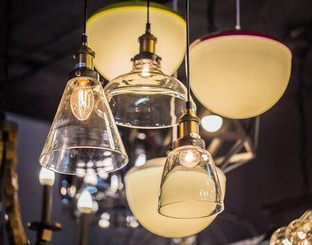 Lusso Vintage illuminazione interna decorazione della lampada