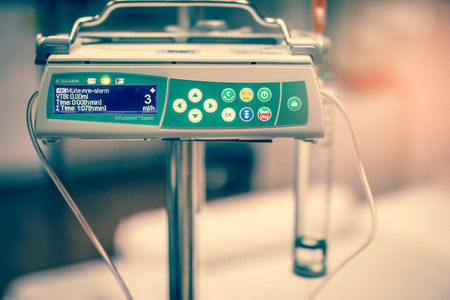 infusion: infusion pump medical devices