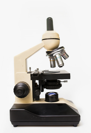 microscope isolated: Microscope , Isolated