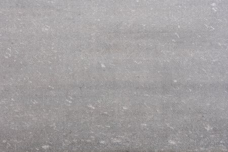 grey asbestos cement panel flat surface texture. abstract background. Stock Photo