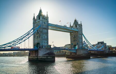 The London Bridge that still stands today dates from 1973. It is one of the more modern bridges over the Thames in London.