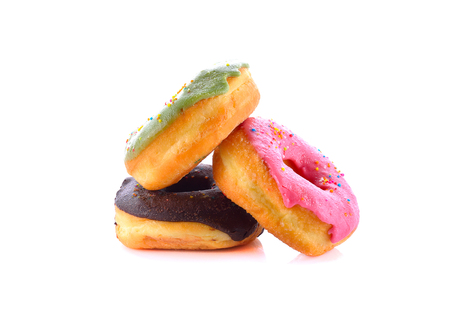 flashy: baked donuts
