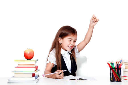 Back to school! Concept of education, reading and learning. Imagens