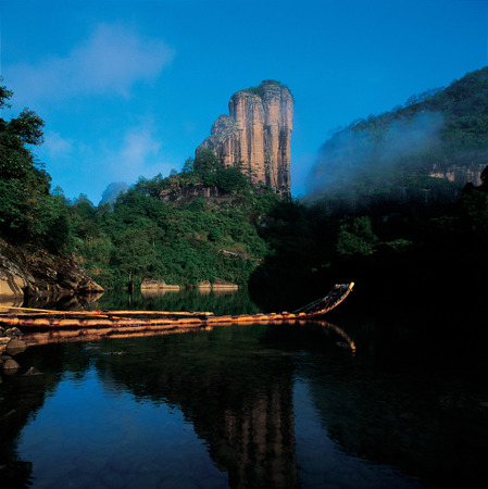 China, Fujian, Mt.Wuyi LANG_EVOIMAGES