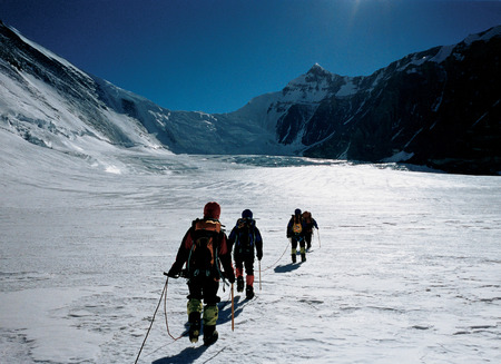 China, Mt.Everest, Tibet