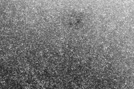 sunlgiht: Frost water close up under sunlgiht on black and white