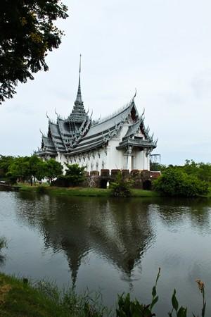 Church in ancient city Thailand