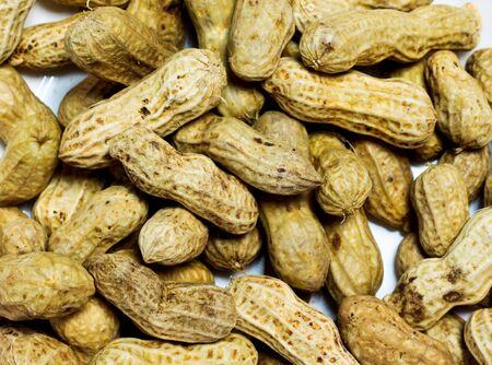 groundnut: steam groundnut