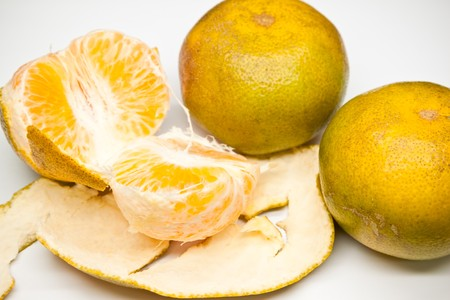 orange,one of the favorite fruit of Thailand Stock Photo