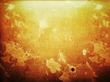 grunge: Grunge brown background