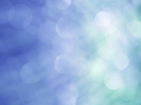 fondos azules: imagen de brillante colorido fondo bokeh Foto de archivo