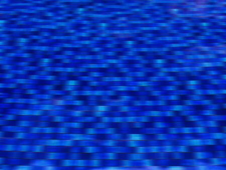 distort: blurry abstract pattern in deep blue