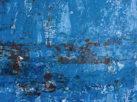 grungy texture of old metal wall photo