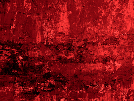red metal background: grungy texture of old metal wall