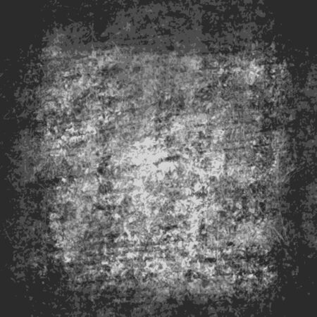 grungy abstract square, hand drawn for background