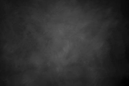 汚れた塗られた黒い壁、背景用