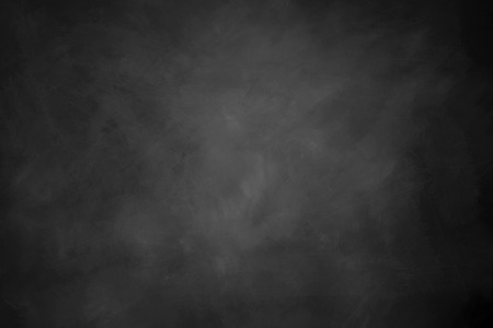 grungy painted black wall , use for background Imagens - 43585661