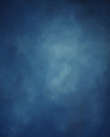 grungy painted dark blue wall , use for background Banco de Imagens - 43692188