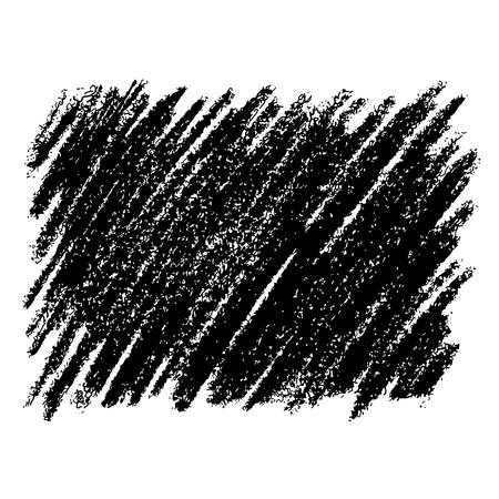 Doodle abstracte hand getekende patroon op witte achtergrond